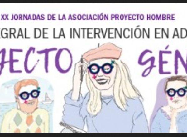 Jornadas Proyecto Hombre, Género y Adicciones