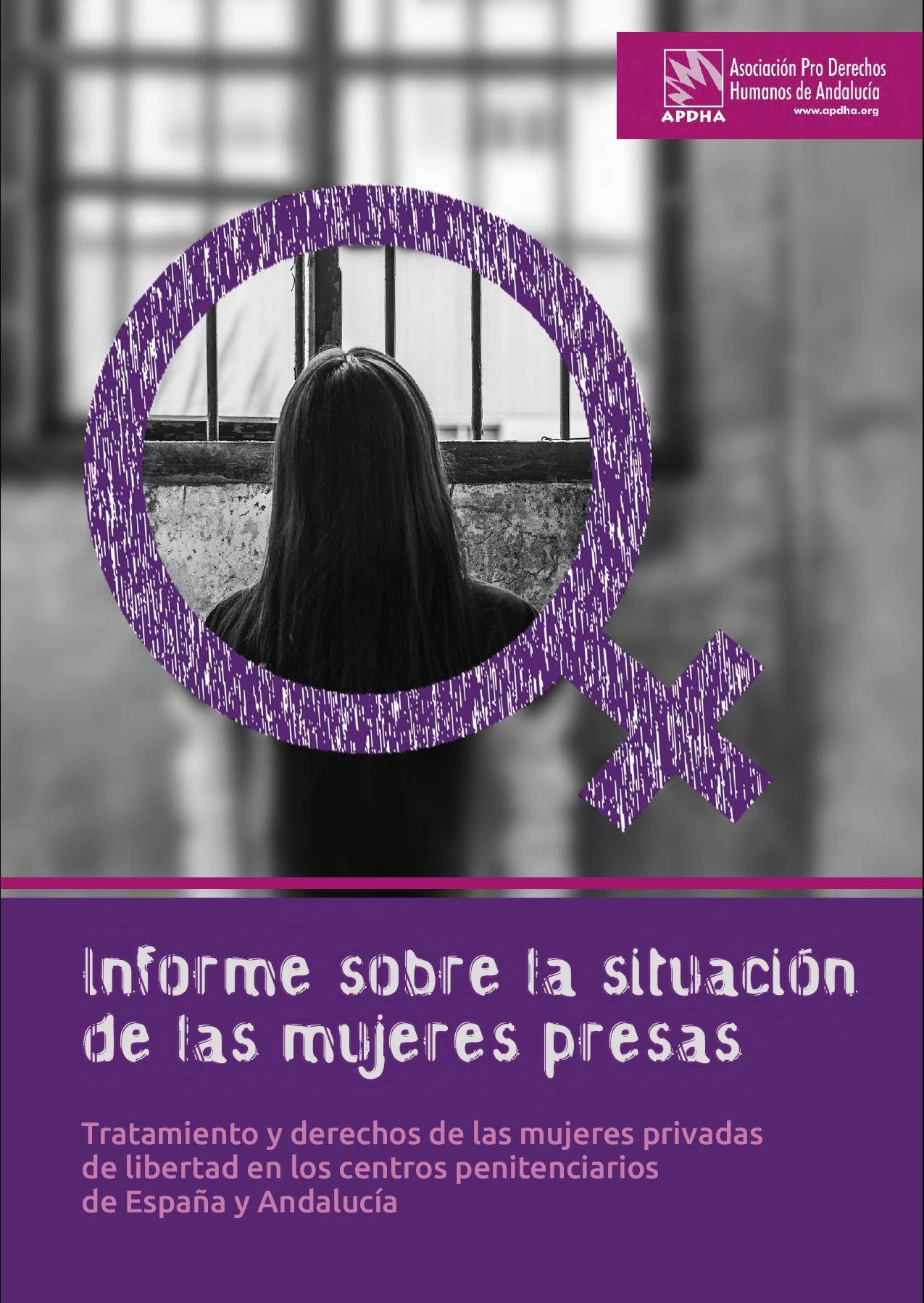 Informe situación mujeres presas España